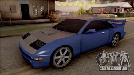 Euros Sport para GTA San Andreas