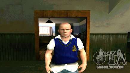 Skin HD Jimmy Hopkins (Bully) para GTA San Andreas