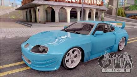 Toyota Supra MK4 NFSUC Tuning para GTA San Andreas