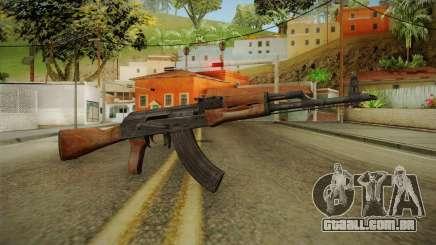 AKM Assault Rifle v1 para GTA San Andreas