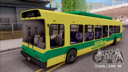 GTA V Brute Bus para GTA San Andreas