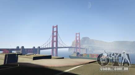 San Fierro DLC BETA 1.1 para GTA 5