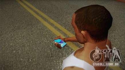 Samsung Galaxy S8 para GTA San Andreas