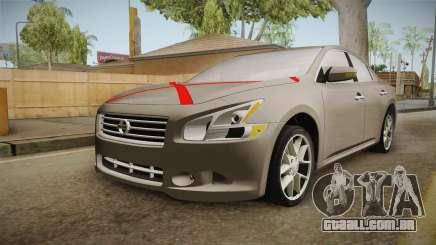 Nissan Maxima 2011 para GTA San Andreas
