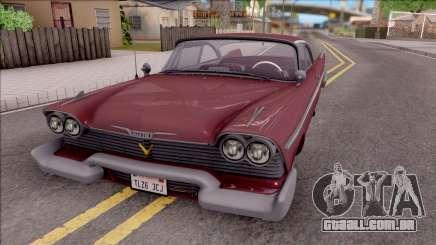 Plymouth Belvedere 1958 HQLM para GTA San Andreas