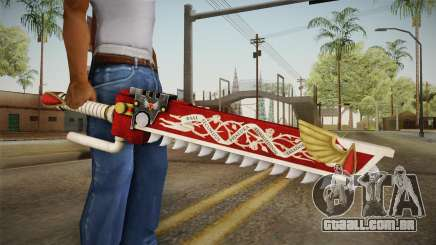 W40K: Deathwatch Chain Sword v4 para GTA San Andreas