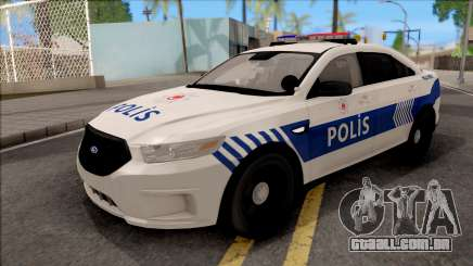Ford Taurus Turkish Security Police para GTA San Andreas