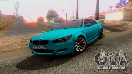BMW M5 E60 JoRick para GTA San Andreas