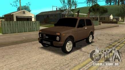 Niva Urban para GTA San Andreas