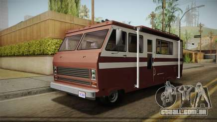 GTA 5 Zirconium Journey Cleaner para GTA San Andreas