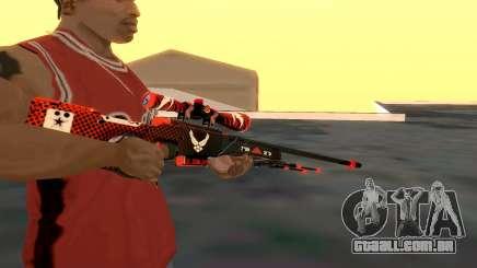 AWP Alliance para GTA San Andreas