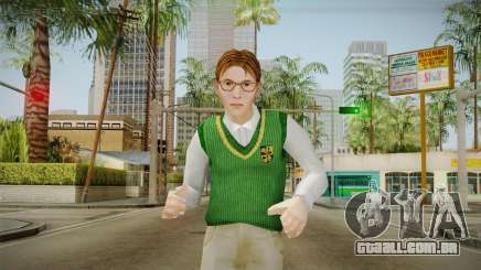 Donald Anderson from Bully Scholarship para GTA San Andreas