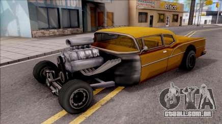 Tornado Rat Rod para GTA San Andreas