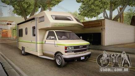 GTA 5 Brute Camper para GTA San Andreas