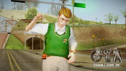 Earnest Jones from Bully Scholarship para GTA San Andreas