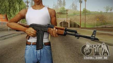 AKM Assault Rifle v2 para GTA San Andreas