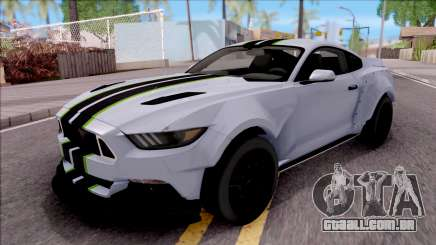 Ford Mustang 2015 Need For Speed Payback Edition para GTA San Andreas