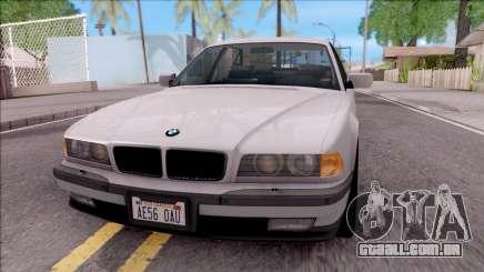 BMW 750i E38 1996 para GTA San Andreas