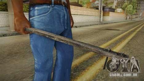 Silent Hill Downpour - Wooden Plank SH DP para GTA San Andreas