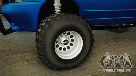 Nissan Skyline R32 Pickup Off Road para GTA San Andreas
