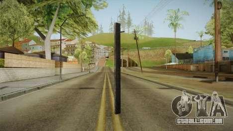 Silent Hill Downpour - Wooden Plank SH DP para GTA San Andreas segunda tela