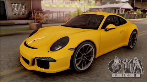 Porsche 911 R para GTA San Andreas