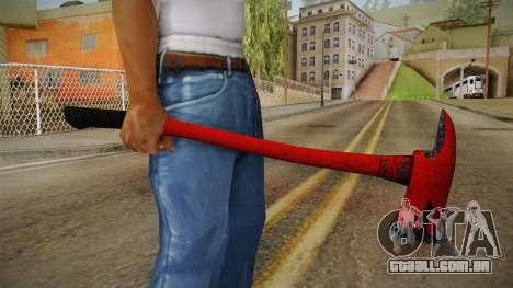 Silent Hill Downpour - Fire Axe SH DP para GTA San Andreas