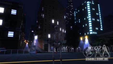 ENB LOW SPEC para GTA San Andreas quinto tela