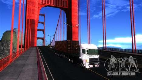ENB LOW SPEC para GTA San Andreas