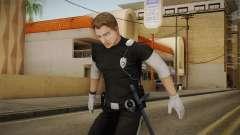 Mirror Edge Cop Patrol v2 para GTA San Andreas