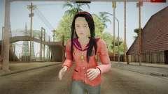 De Ninas Skin v3 para GTA San Andreas