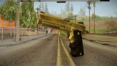 Silent Hill Downpour - Golden Gun SH DP para GTA San Andreas