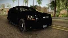 Chevrolet Tahoe 2013 Police para GTA San Andreas