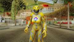 Yellow Ranger Skin