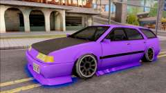 Stratum Stanced With Neon para GTA San Andreas