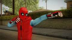 Marvel Heroes Omega - Homemade Suit v1 para GTA San Andreas