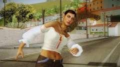 Zantanna Skin v1 para GTA San Andreas