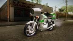 New Police Bike v2 para GTA San Andreas