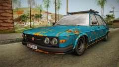 Tatra 613 Rusty