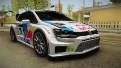 Volkswagen Polo R WRC para GTA San Andreas