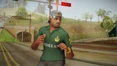 GTA 5 Online Guillermo Skin para GTA San Andreas