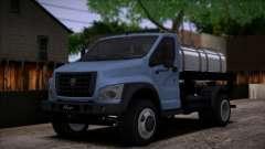O GAZon Próximo Caminhão