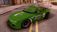 Mazda RX-7 NFS Undercover Vinyl
