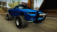 Nissan Skyline R32 Pickup Off Road