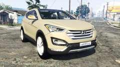 Hyundai Santa Fe (DM) 2013 [add-on] para GTA 5