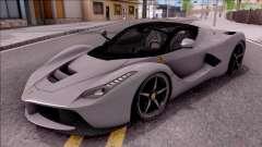 Ferrari LaFerrari v2 para GTA San Andreas