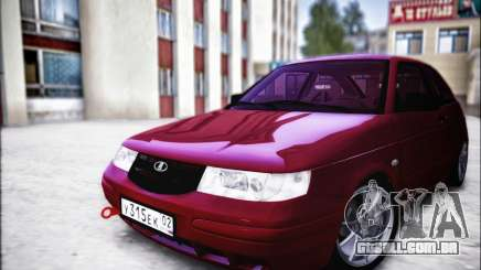 VAZ 2112 Turbo para GTA San Andreas