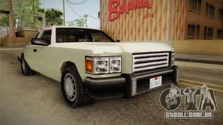 GTA SA DLC - Idaho para GTA San Andreas