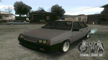 VAZ 21099 Agressivo para GTA San Andreas