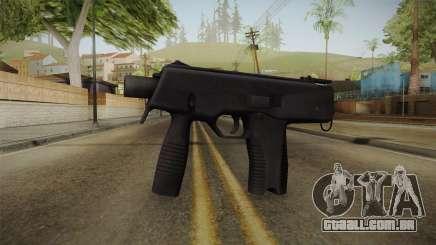 Mirror Edge Steyr TMP para GTA San Andreas
